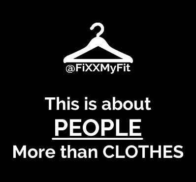 FMF-THIS IS ABOUT PEOPLE MORE THAN CLOTH