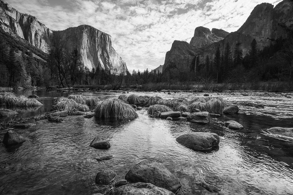 Valley View Yosemite # 2 DSC02529_edited