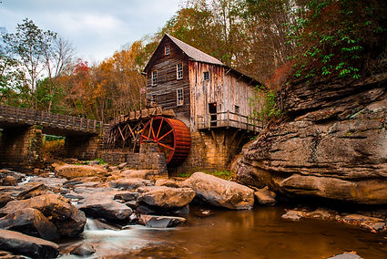 Glade Creek Grist Mill  Bobcoak S.jpg