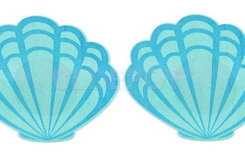Mermaid Shell Pasties / Nipple Covers