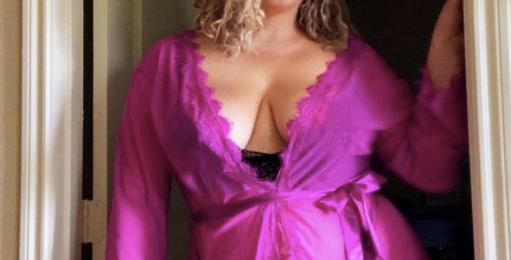 Passion Robe & Thong Set