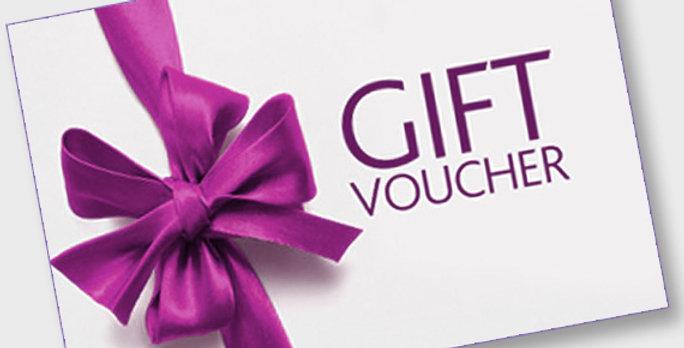 VIXEN Gift Vouchers