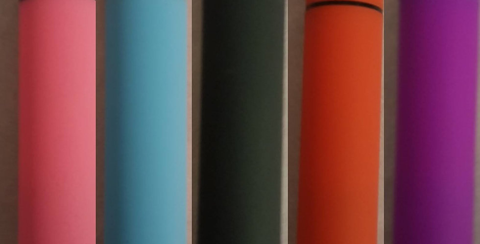 VIXEN Powerful Silicone Bullet Vibrator /  Massager - 5 Colours