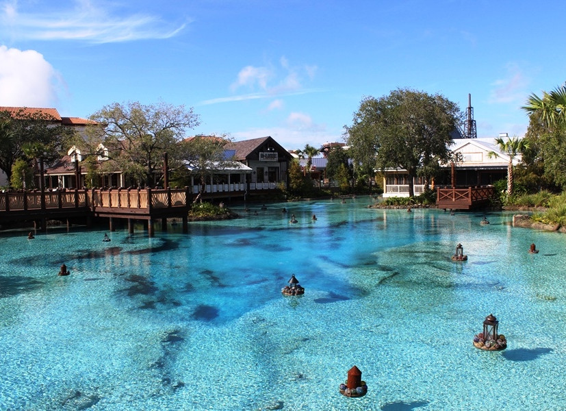 Disney Saratoga Springs