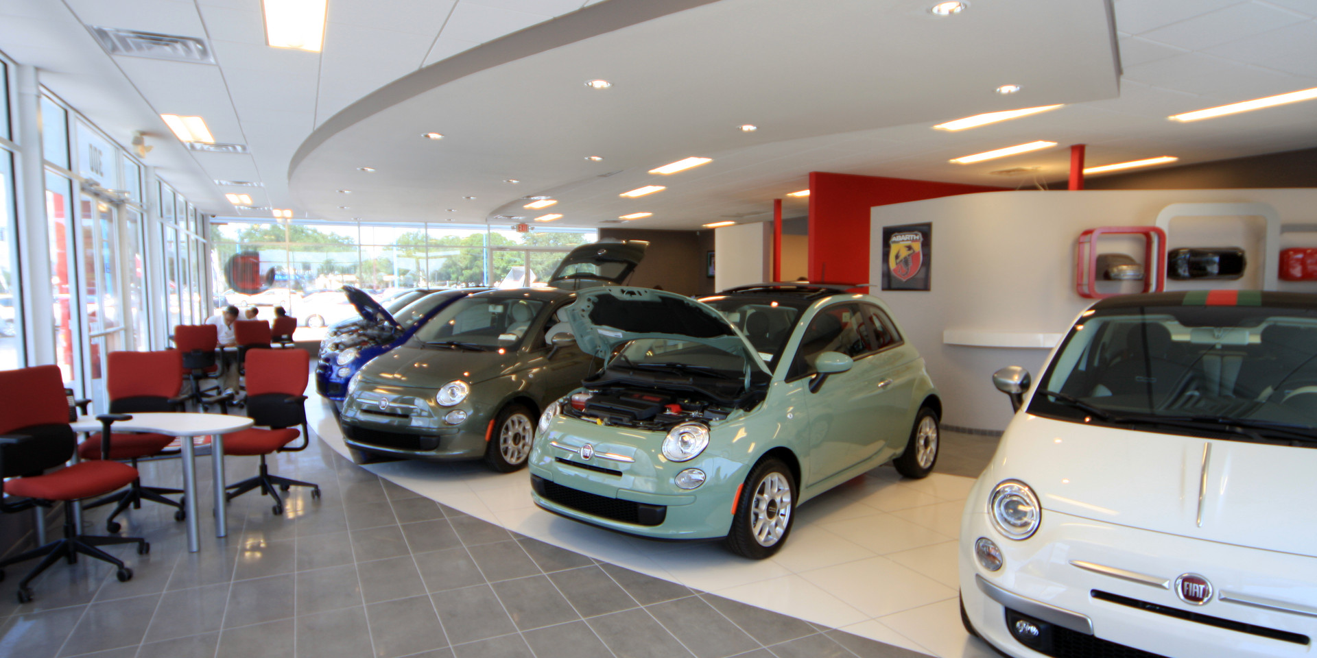 Florida Fiat Dealership