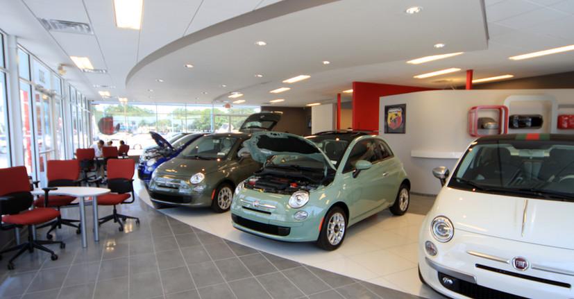 Florida Fiat Dealership