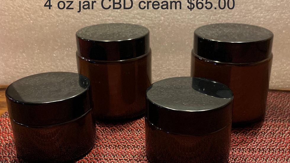NewLife CBD Cream 2 oz jar