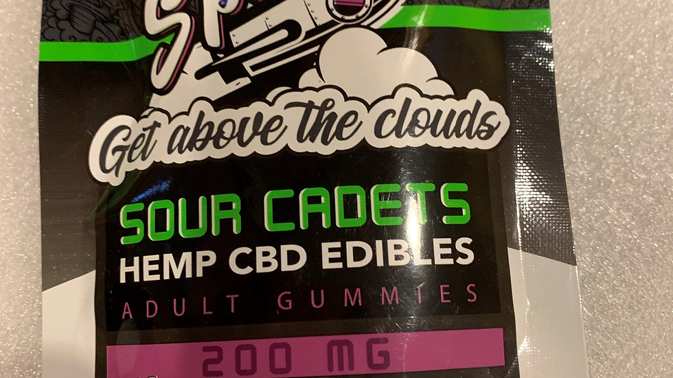 Spaced Hemp CBD Edibles