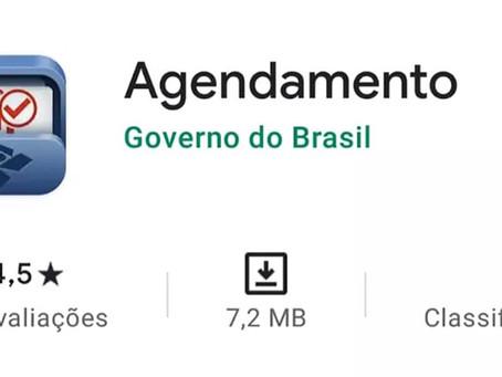 Receita lança aplicativo de agendamento de atendimento presencial