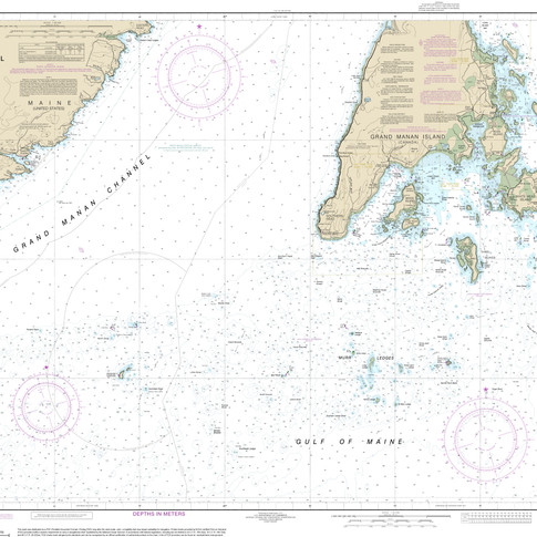 13392: Grand Manan Channel Southern Part