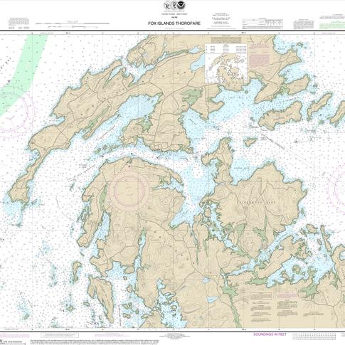 13308: Fox Islands Thorofare