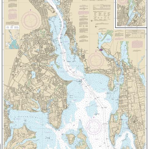 13224: Providence River and Head of Narragansett Bay