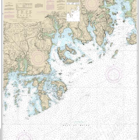 13326: Machias Bay to Tibbett Narrows