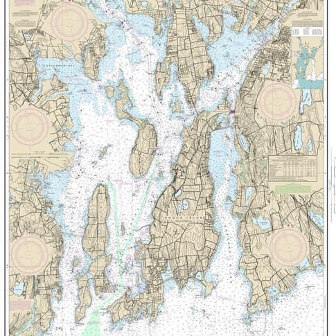 13221: Narragansett Bay