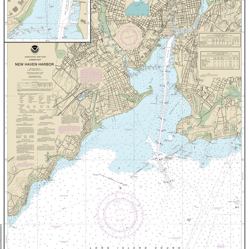 12371: New Haven Harbor