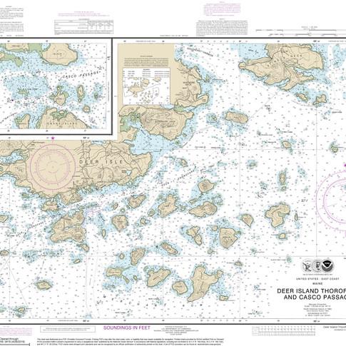 13315: Deer Island Thorofare and Casco Passage