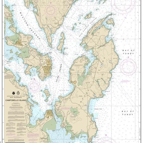 13396: Campobello Island; Eastport Harbor
