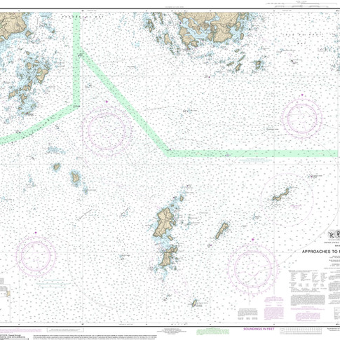 13303: Approaches to Penobscot Bay