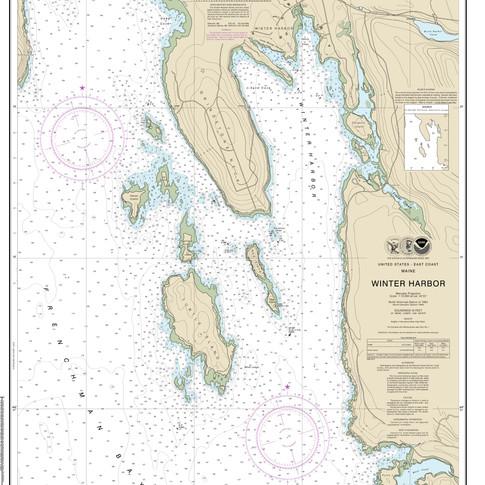 13322: Winter Harbor