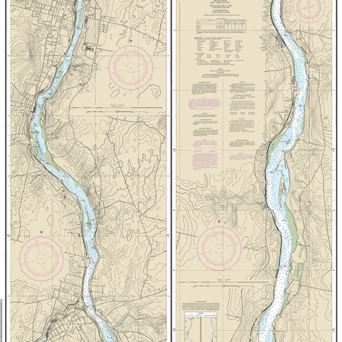 13297: Kennebec River, Courthouse Point to Augusta