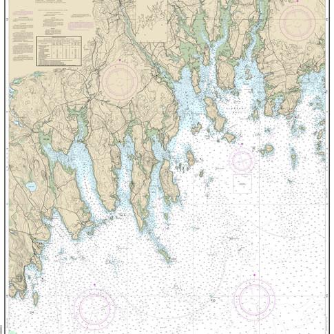 13324: Tibbett Narrows to Schoodic Island