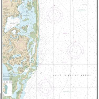13248: Chatham Harbor and Pleasant Bay