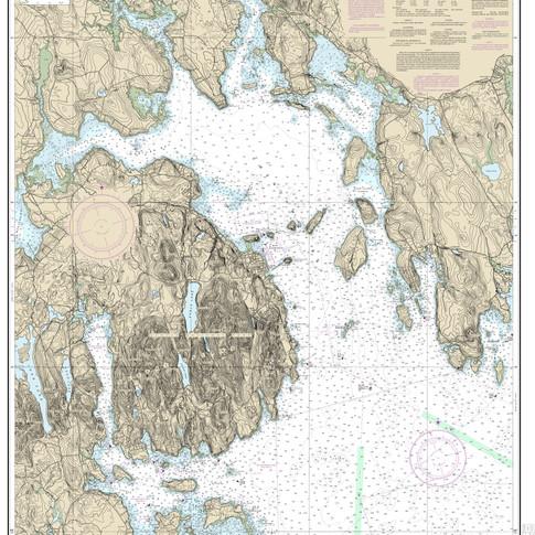 13318: Frenchman Bay and Mount Desert Island