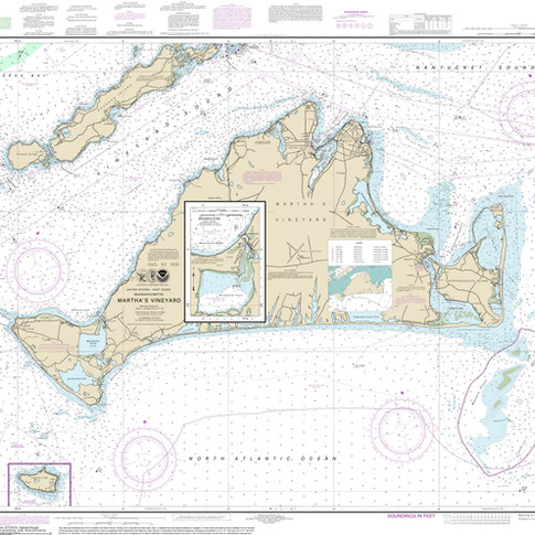 13233: Martha's Vineyard; Menemsha Pond