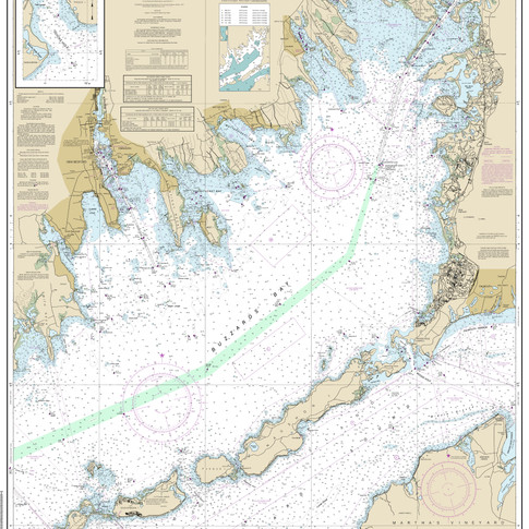 13230: Buzzards Bay; Quicks Hole