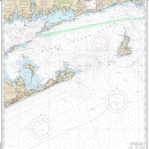 13205: Block Island Sound and Approaches