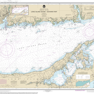 12354: Long Island Sound; Eastern Part
