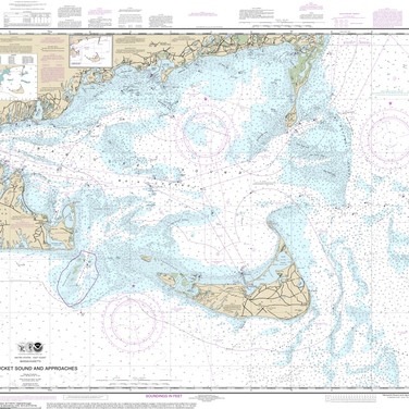 13237: Nantucket Sound and Approaches