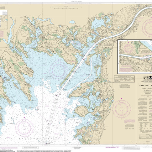 13236: Cape Cod Canal and Approaches