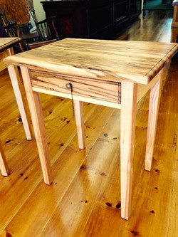 Ambrosia Maple and Ash End Table