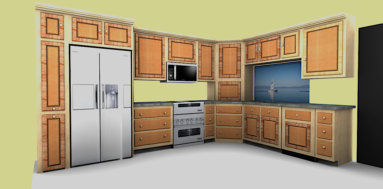 Design Kitchen 001