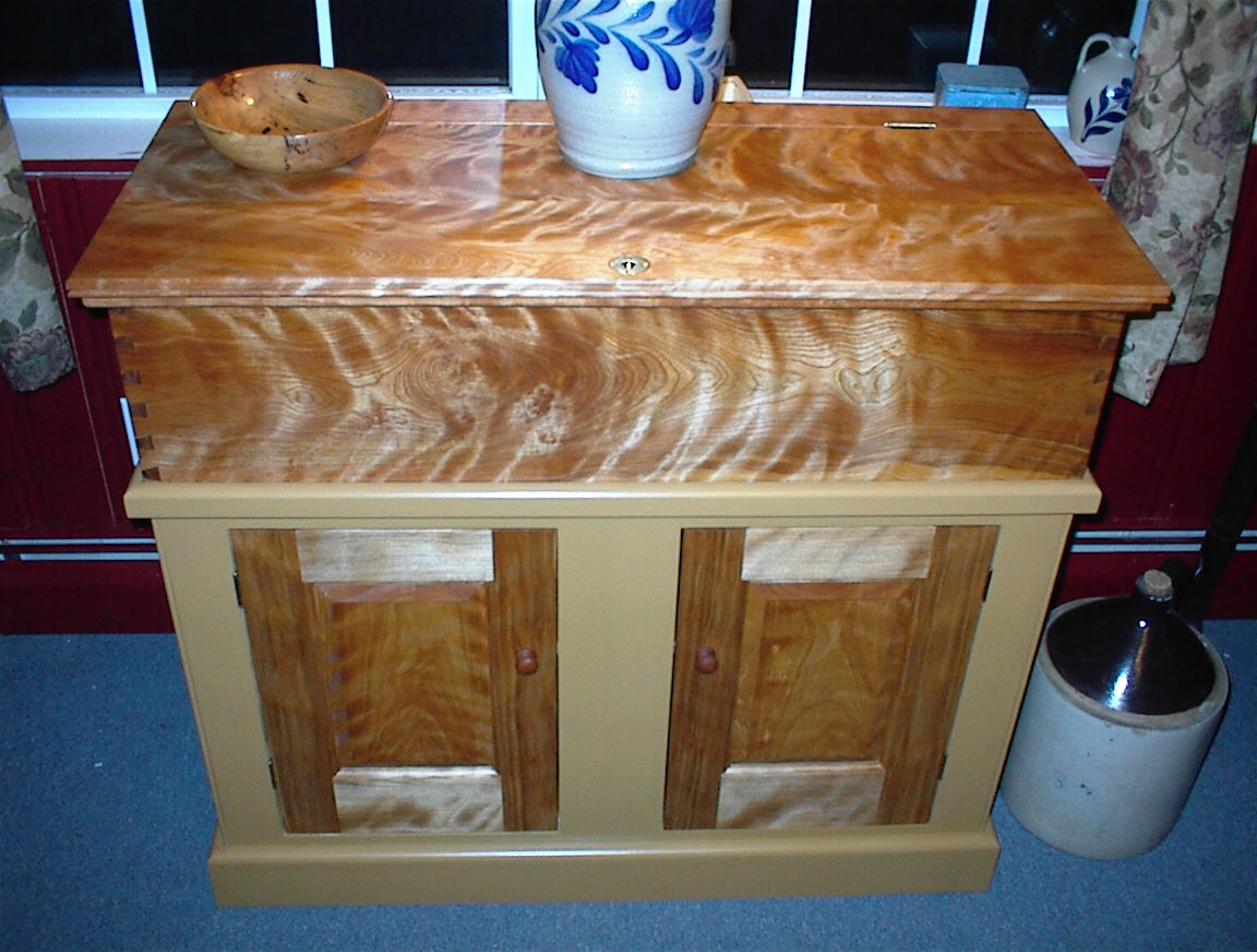 Shaker Dry Sink Cabinet