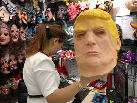 Who will win the US election? China's campaign manufacturers think they have the answer