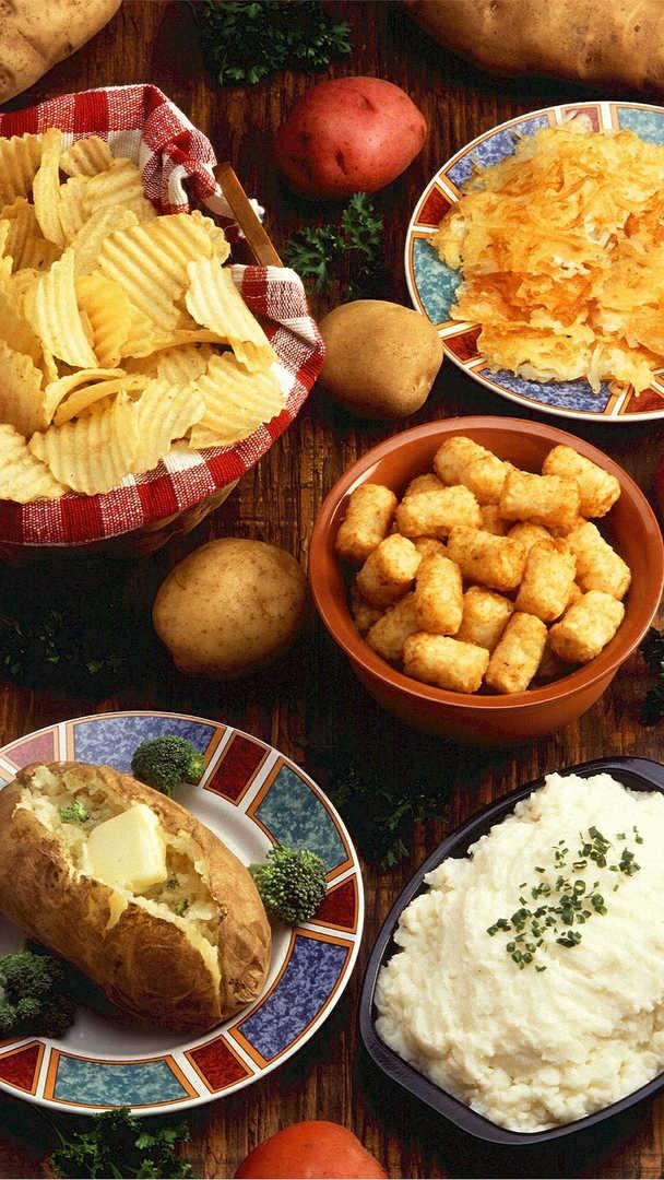 Potato specialties