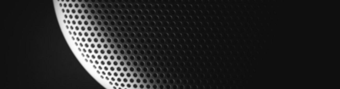Mikrofon Close-Up