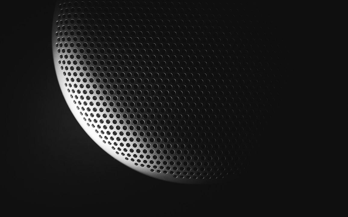 Microphone Close-Up