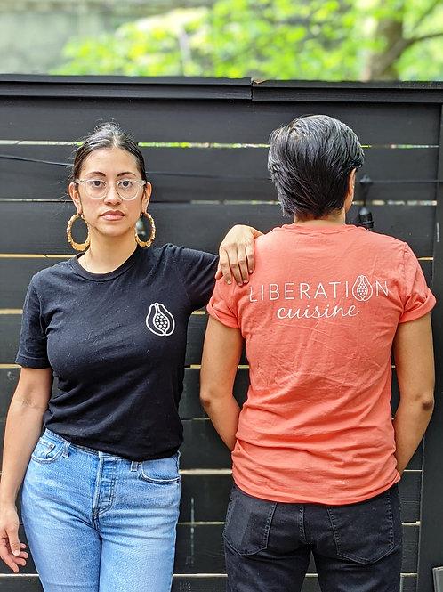Liberation Cuisine T-Shirt