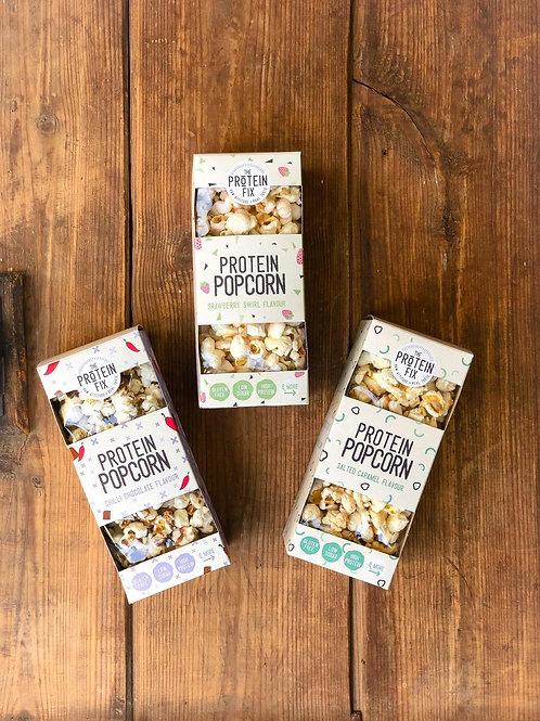 Protein Popcorn Variety Pack 3 x 55g