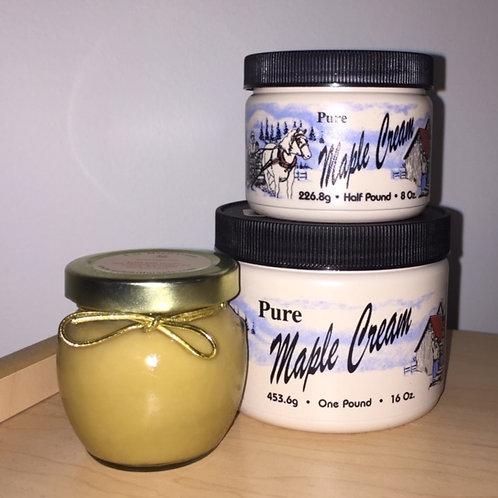 100% Maple Cream (Non Dairy)