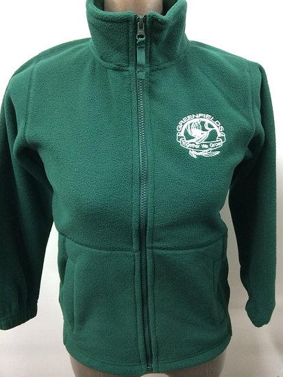 Greenfields PS Polar Fleece Zip Jacket