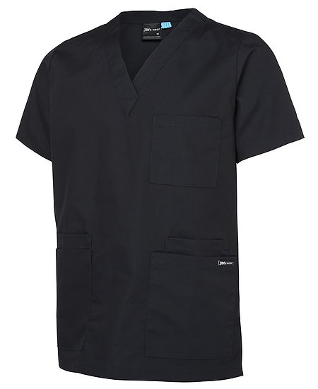 JB Wear Unisex Scrubs Top