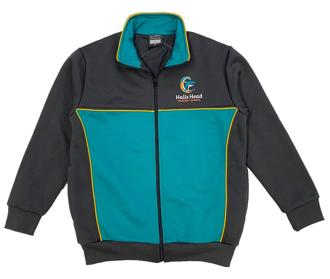 Halls Head PS Fleecy Zip Jacket (New Style)