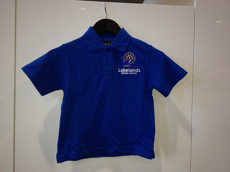 Lakelands PS Faction Polo