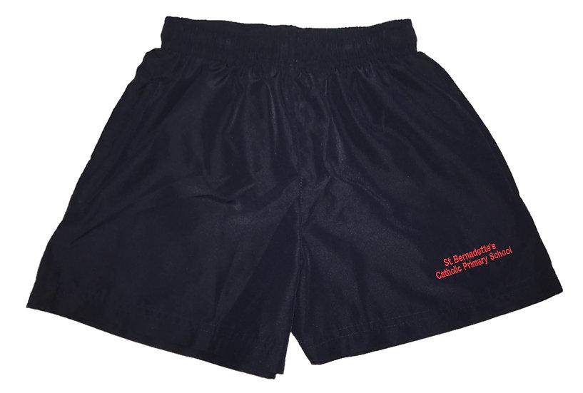St Bernadette's CPS Microfibre Sport Shorts