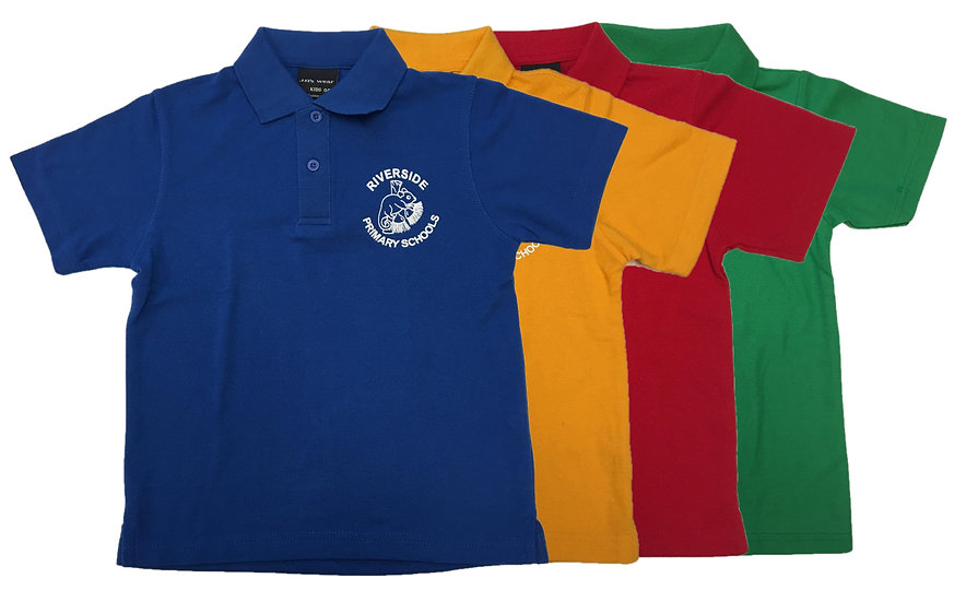 Riverside Primary Faction Polo