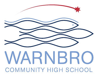 Warnbro CHS. Logo. Light Blue Text.jpg